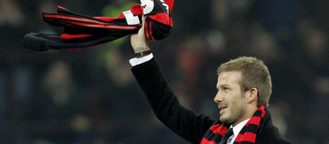 David Beckham, chahuté à LA