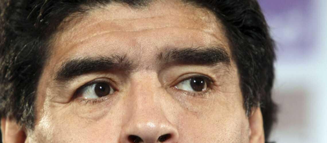 Maradona: main basse sur ses bijoux