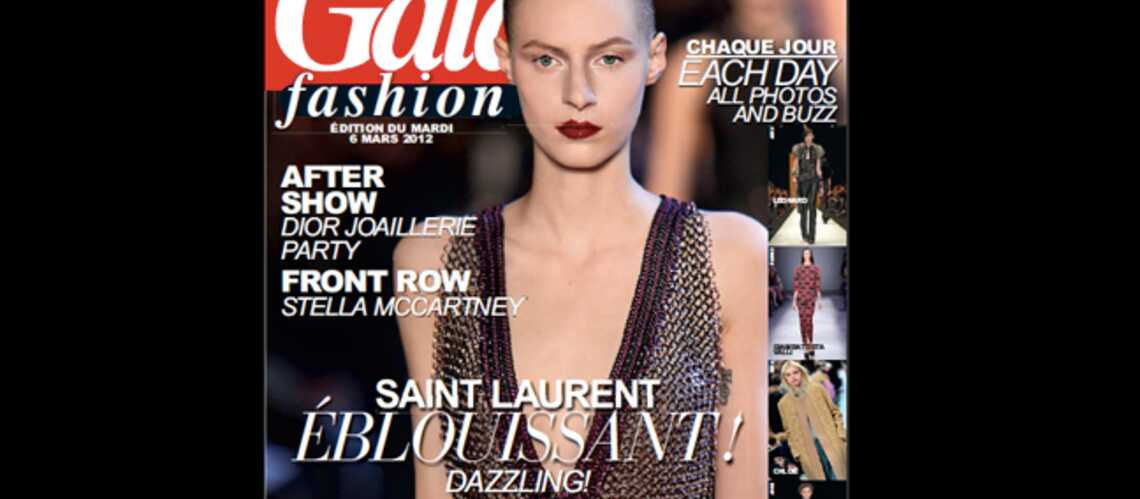 Feuilletez l'édition du jour de Gala Fashion! (6/3/2012)
