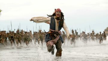 Johnny Depp: pirate un jour, pirate toujours