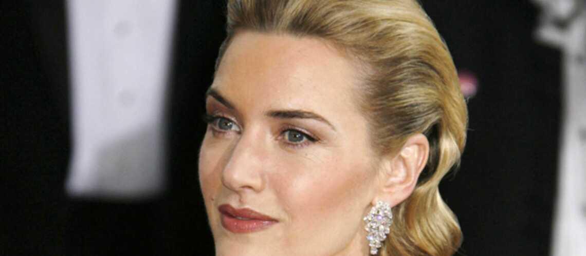 Kate Winslet explique le prénom de son fils