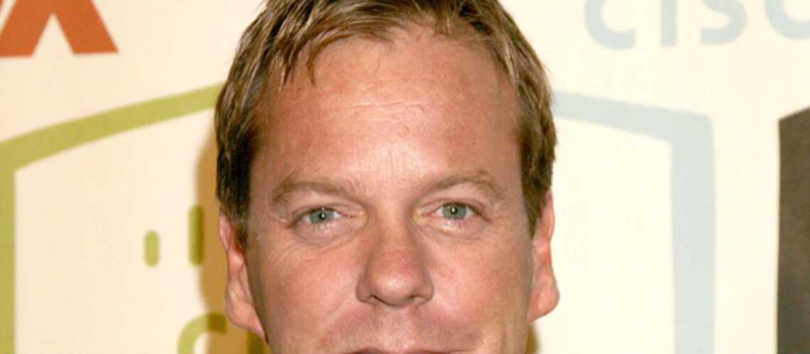 Kiefer Sutherland arrêté pour conduite en état d'ivresse