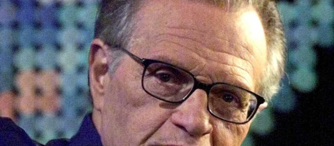 Larry King arrête son émission sur CNN!