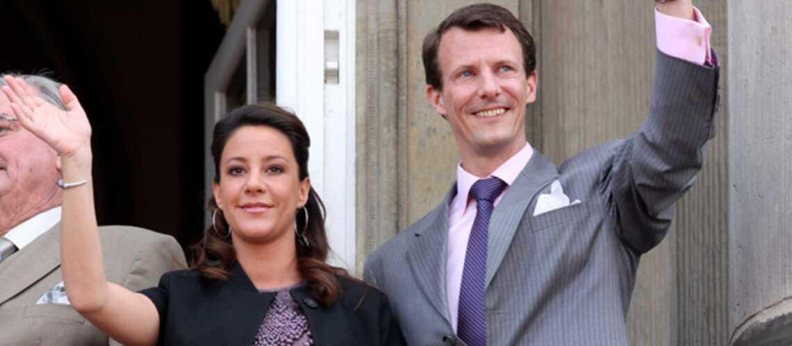 Marie et Joachim du Danemark sont parents