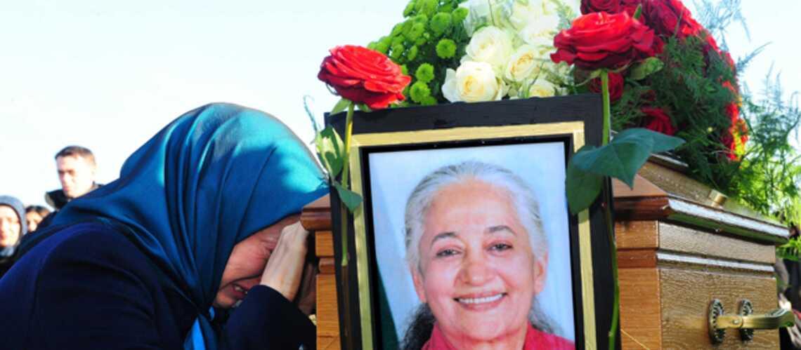 L'adieu émouvant à Marzieh