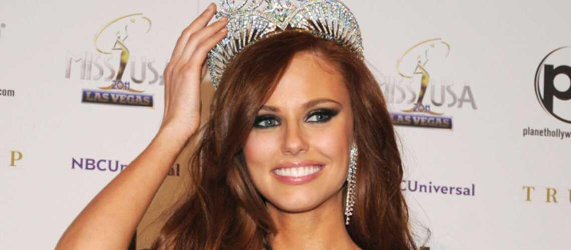 Photos: les dessous du sacre de Miss USA