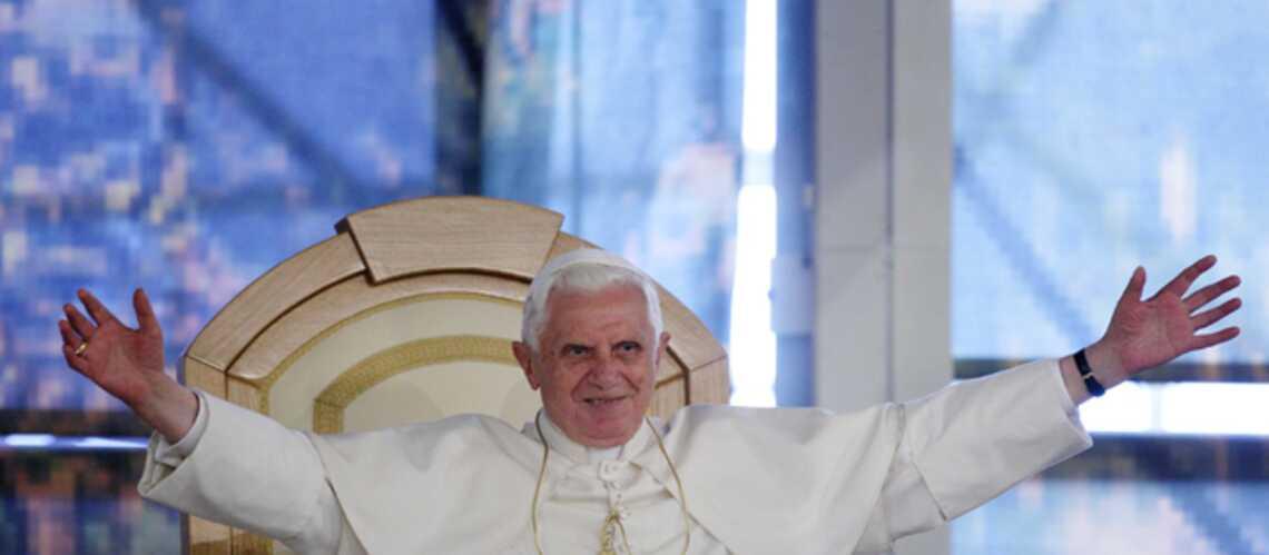 Pape star: Benoit XVI sort son album