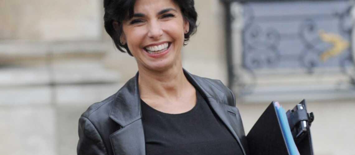 Rachida Dati a accouché à Paris