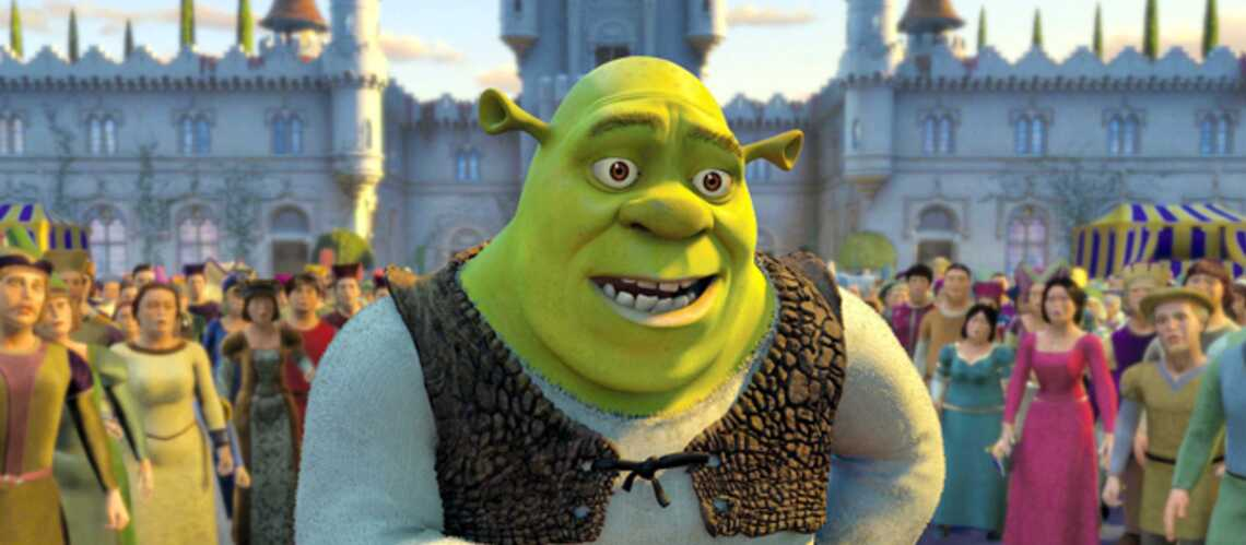Shrek: The End