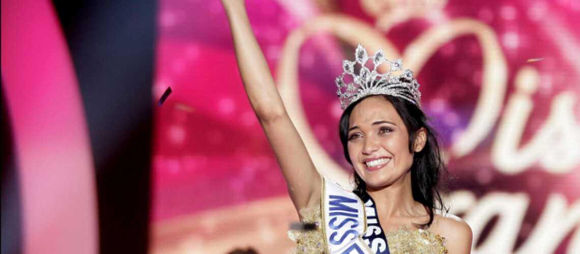 Valérie Bègue garde sa couronne de Miss France 2008