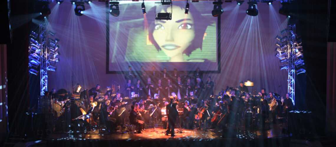 Video Games Live: un réel show du virtuel au Palais des Congrès