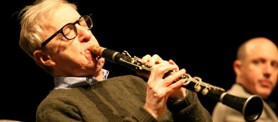 Woody Allen, jazzman à Antibes