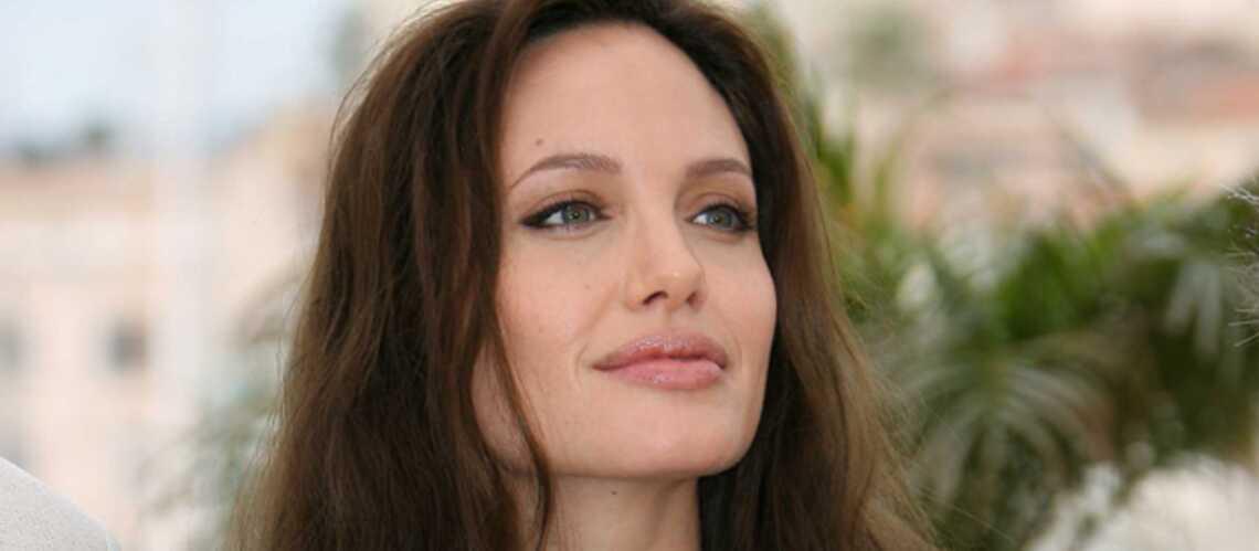 Angelina Jolie: pourquoi elle laisse ses enfants choisir son parfum