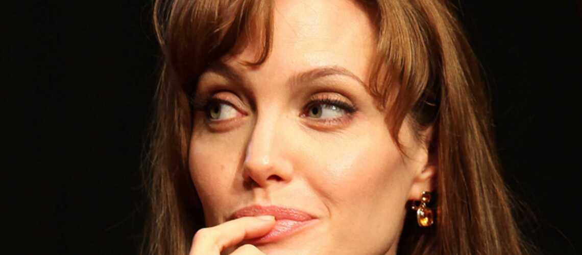 Angélina Jolie: les photos trash de son passé