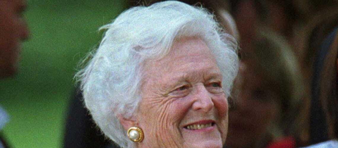 Barbara Bush: opérée à coeur ouvert