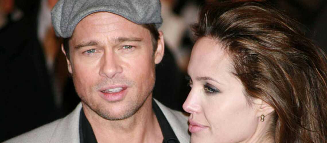 Deux magazines publieront les photos des bébés d'Angelina Jolie et Brad Pitt