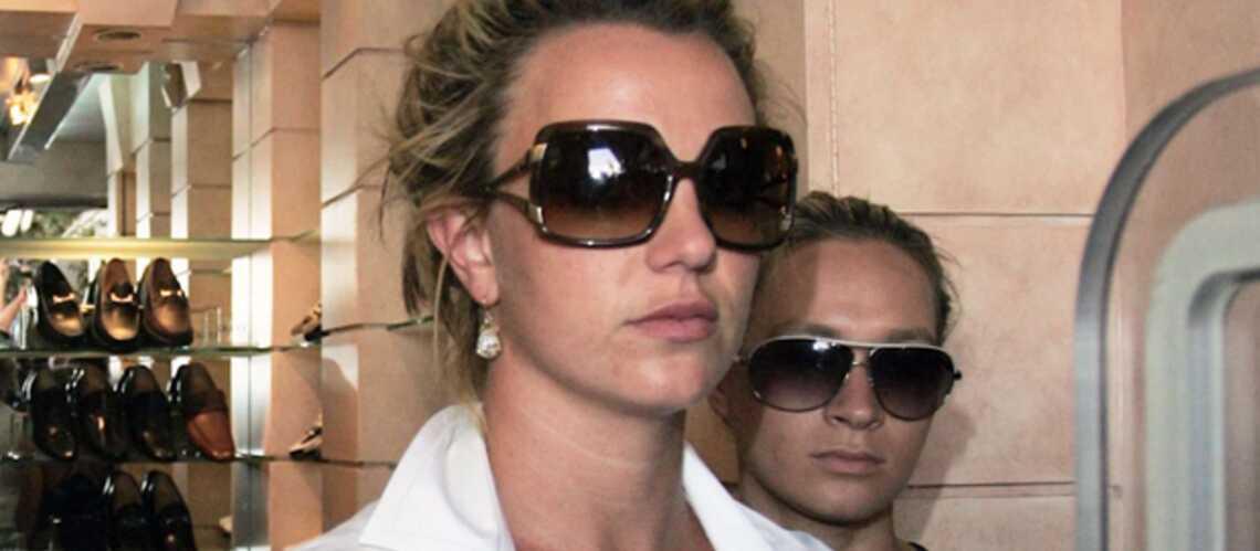 Britney Spears reste sous curatelle