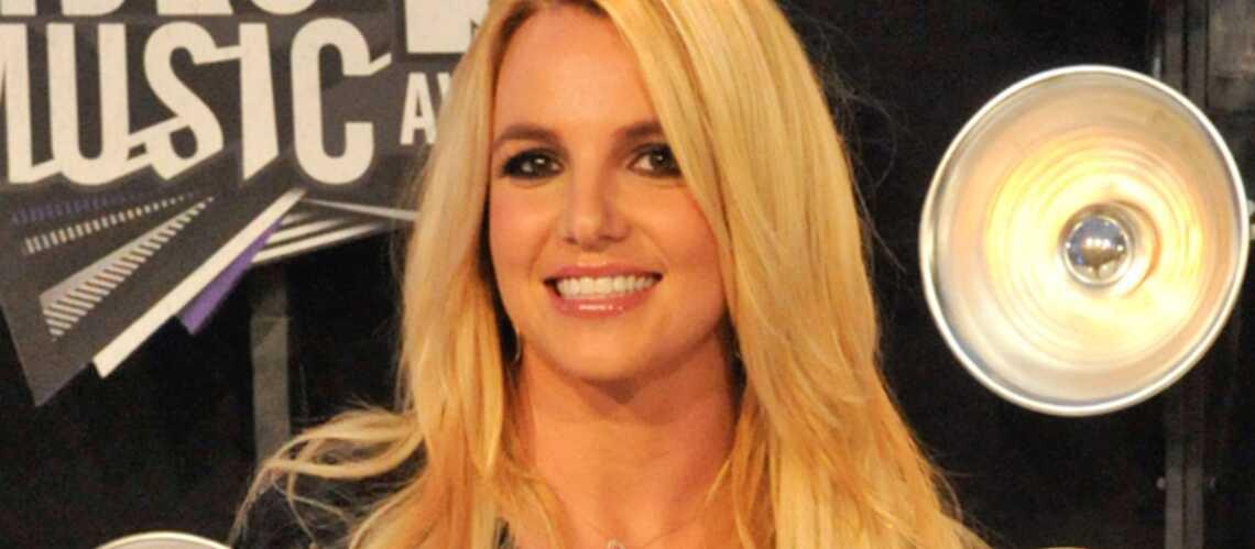 Britney Spears, la bague au doigt?