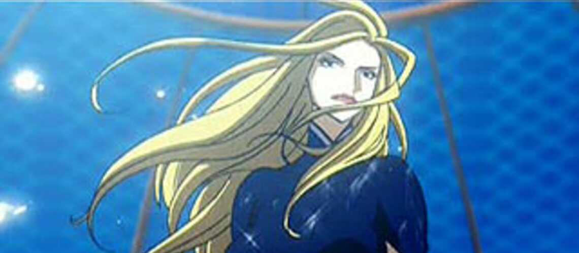 Britney Spears héroïne de manga dans son nouveau clip
