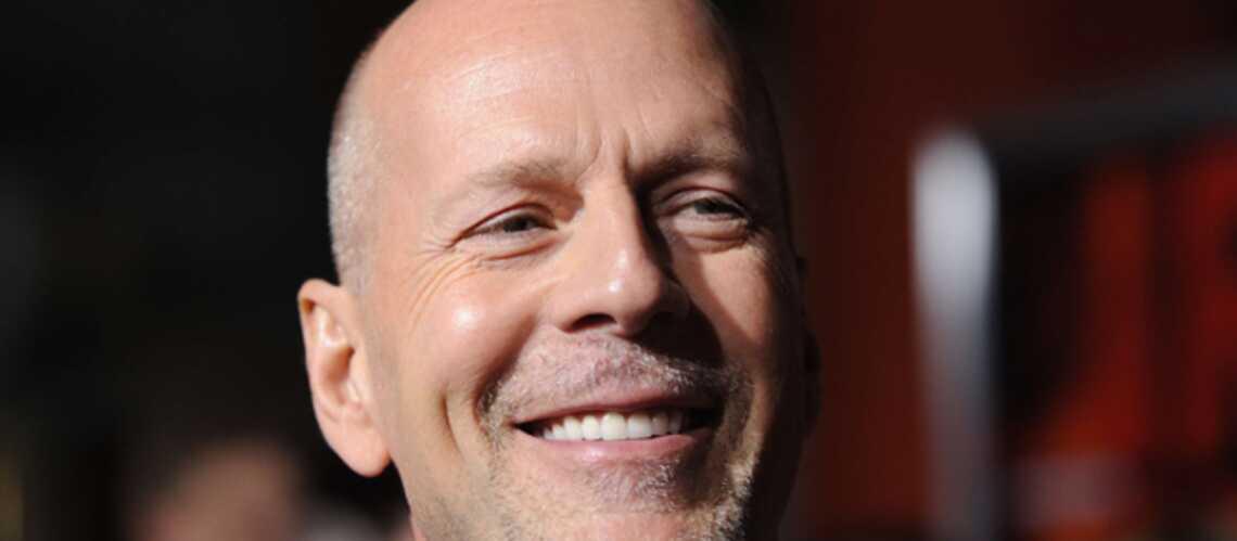 Bruce Willis au chevet de Demi Moore