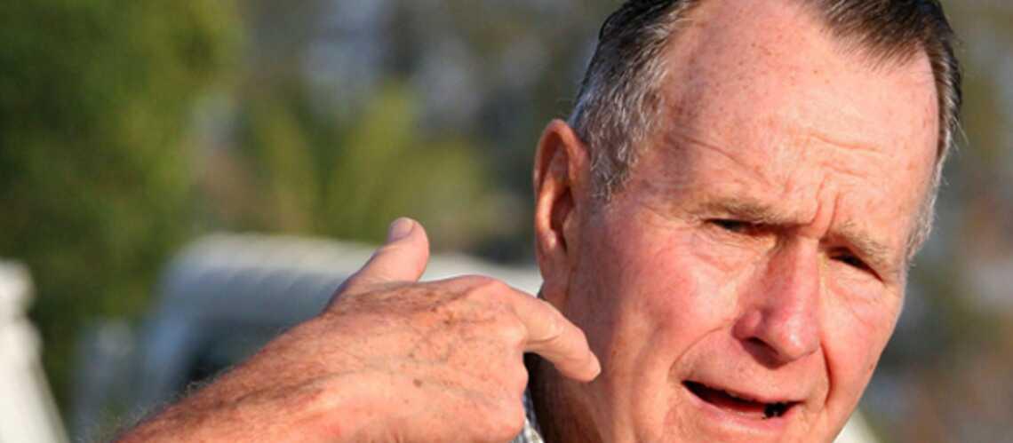 Le père Bush veut faire le «grand saut»!