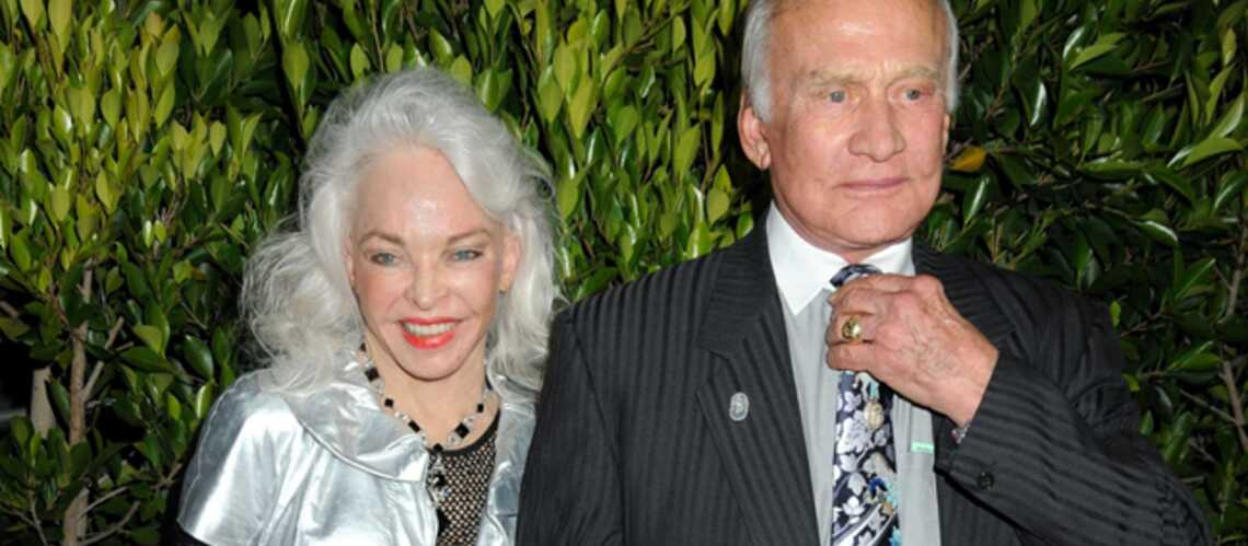 Mission divorce pour Buzz Aldrin