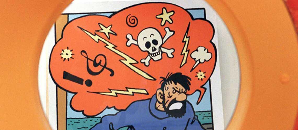 Ça frite entre Tintin.com et les reporters