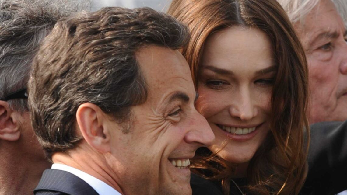 Nouvelle visite de Nicolas Sarkozy à Carla et Giulia