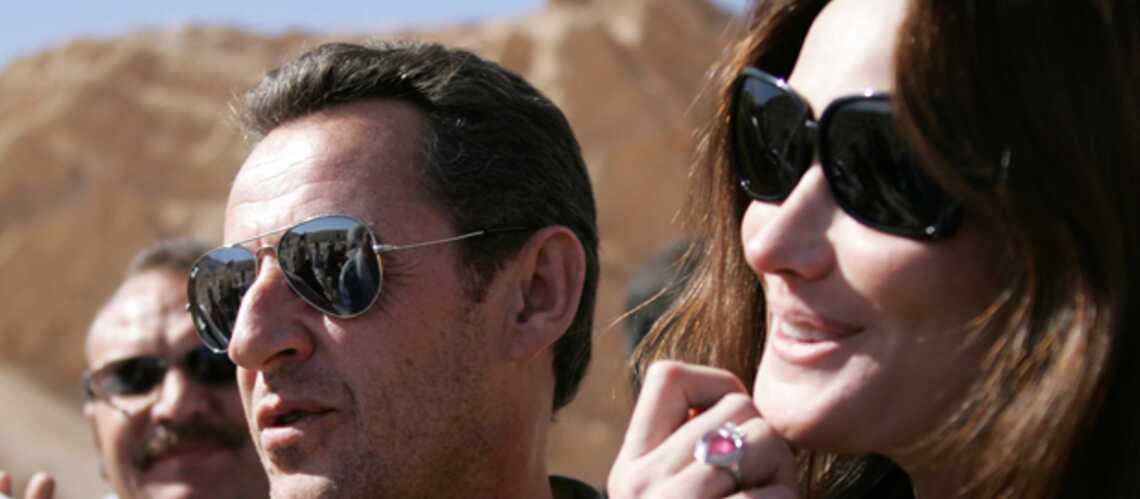 Les Sarkozy en vacances: découvrez les photos de leur hôtel brésilien