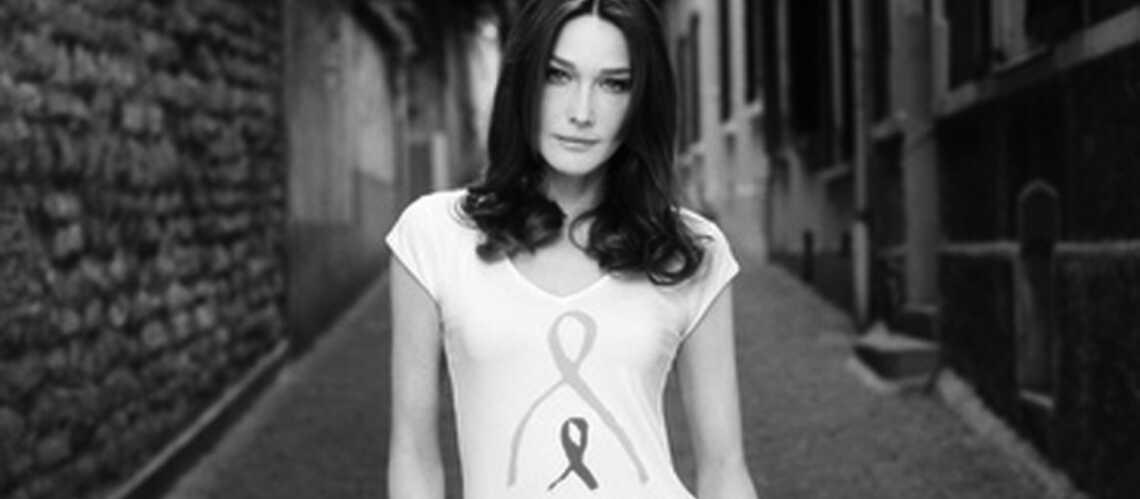VIDEO: Carla Bruni dans un spot de lutte contre le sida