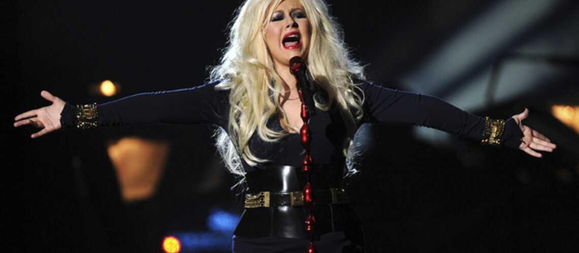 Christina Aguilera/Kelly Osbourne: querelle de poids