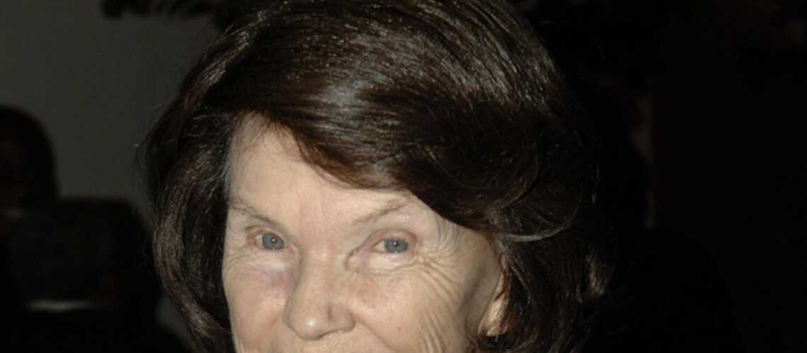 Danielle Mitterrand de nouveau hospitalisée