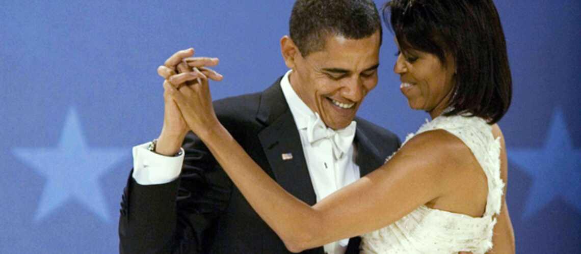 Michelle Obama, 50 ans et reine du dance floor