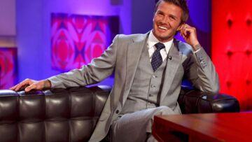 David Beckham flatte Lego