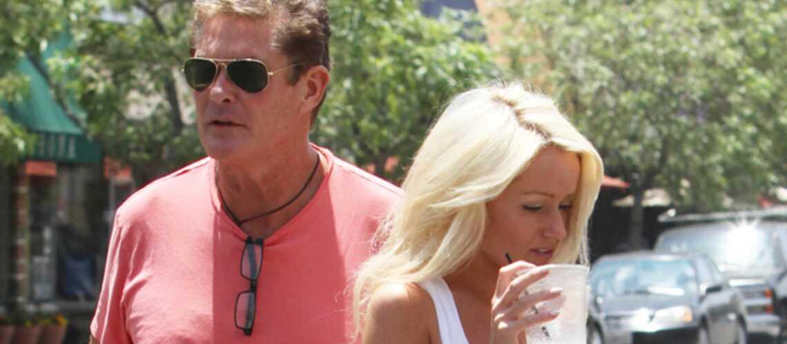 David Hasselhoff: sa compagne refuse de l'épouser