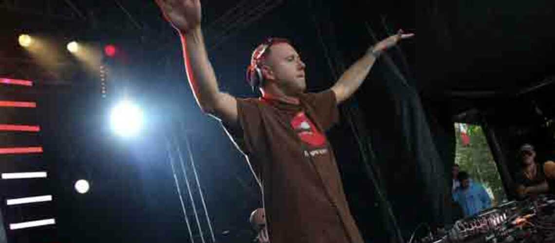Le DJ Didier Sinclair préparait un nouvel album
