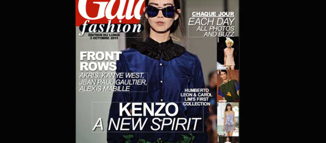 Feuilletez l'édition du jour de Gala Fashion! (3/10/2011)