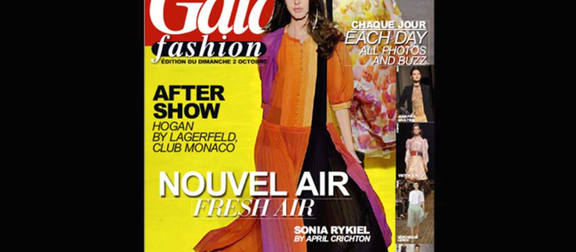Feuilletez l'édition du jour de Gala Fashion! (2/10/2011)