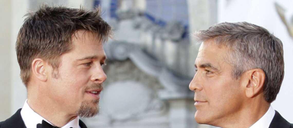 George Clooney bientôt voisin de Brad Pitt en France