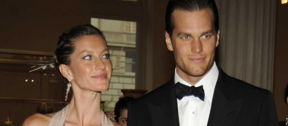 Tom Brady et Gisele Bundchen: un coupe multimillionnaire (presque) normal