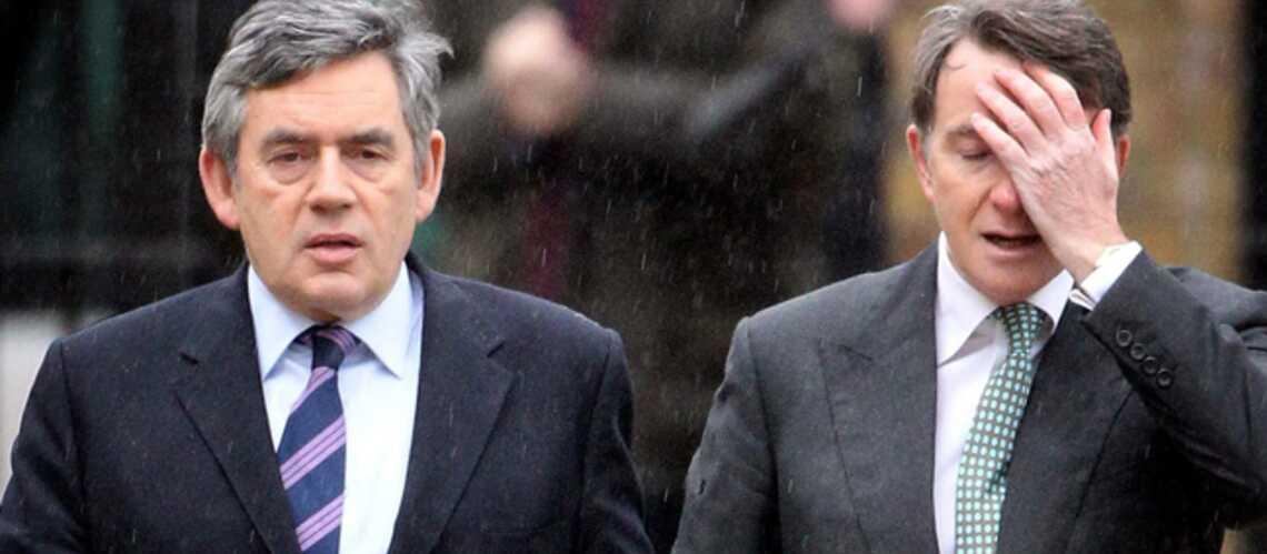 Gordon Brown: un tyran au Labour?