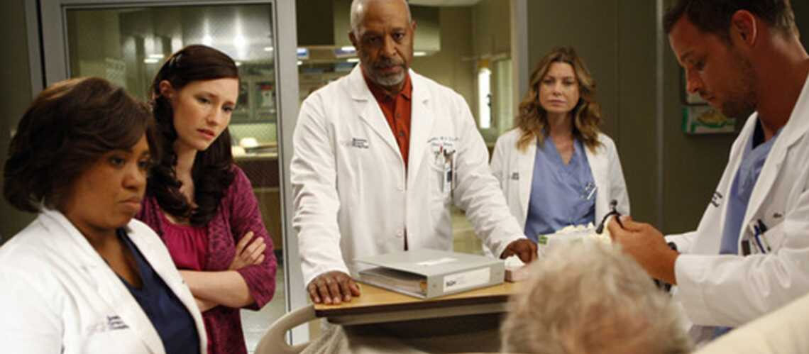 AUDIENCES- Grey's Anatomy sauve TF1
