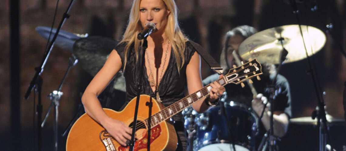 Gwyneth Paltrow chantera aux Oscars