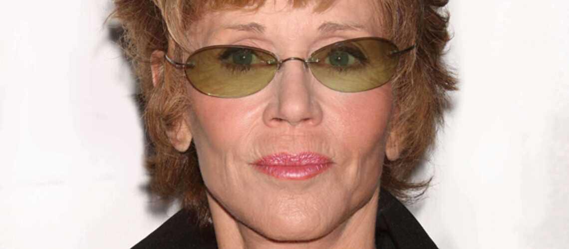 Jane Fonda fige le temps