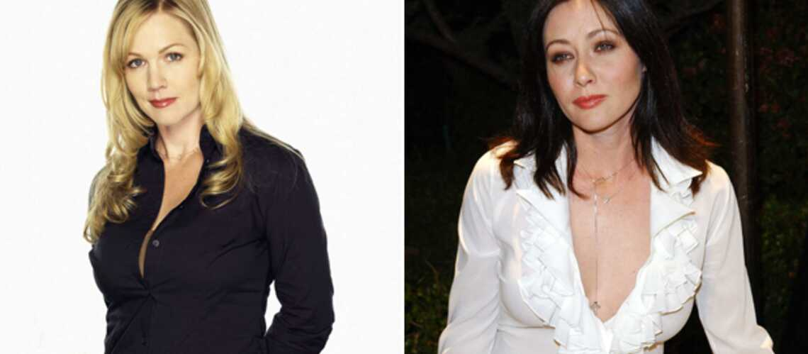 Jennie Garth et Shannen Doherty se sont réconciliées