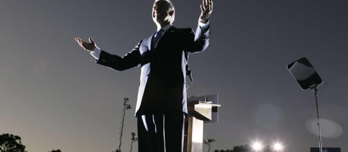 Elections américaines: mais où est passé Joe Biden?