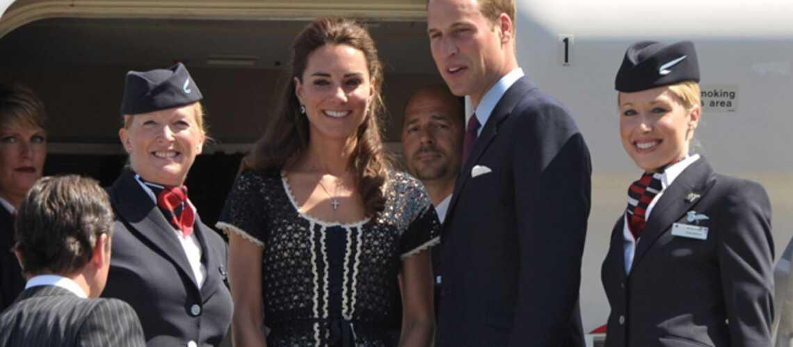 Kate et William: le coup de la panne