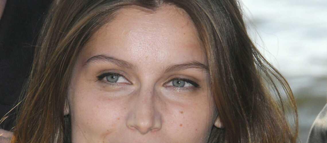 Laetitia Casta: mannequin… de cire