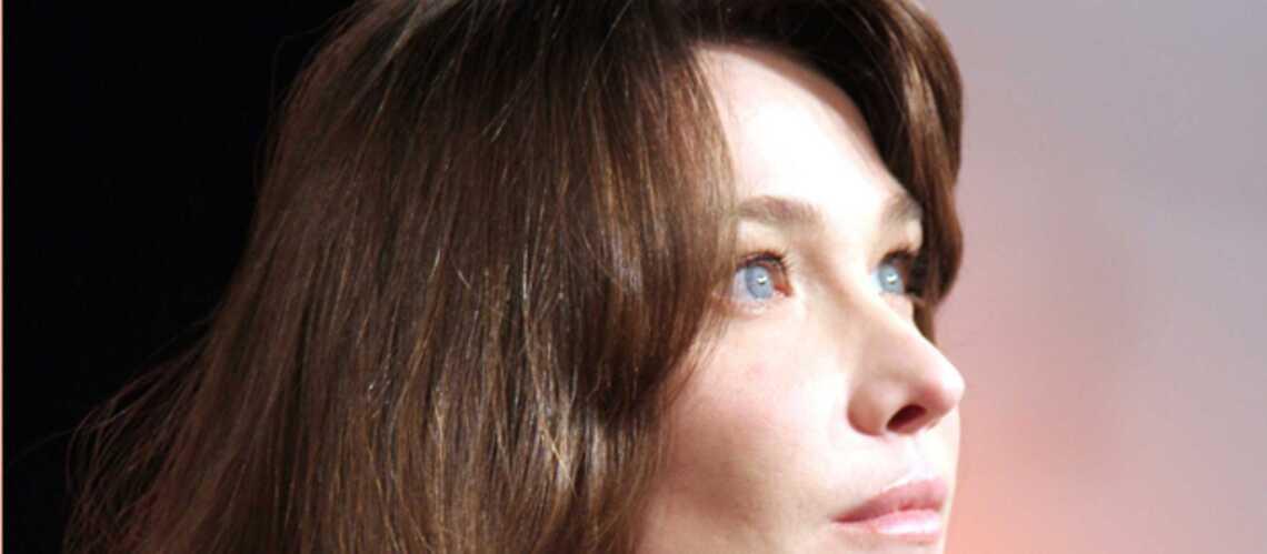Carla Bruni: «Depardieu est un être merveilleux»