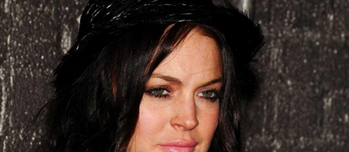 Lindsay Lohan, virée!